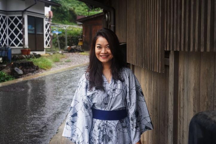 Shirakawa-go Jepang