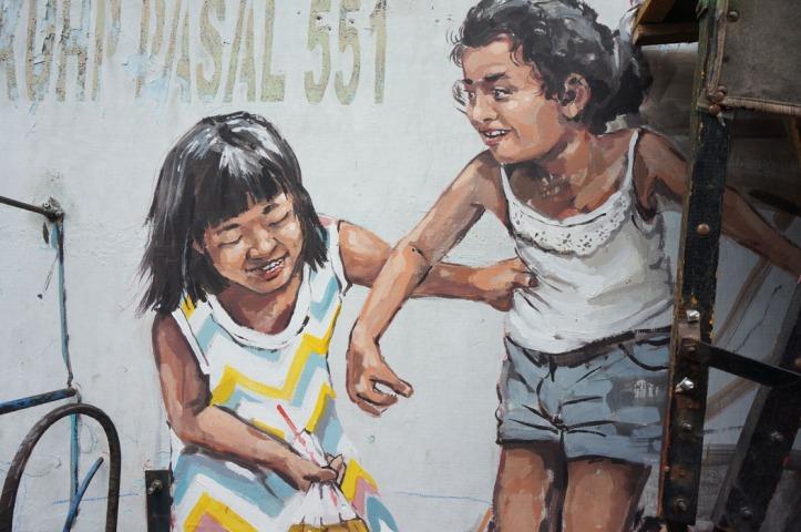 Mural Medan Jl. Perdana, Medan
