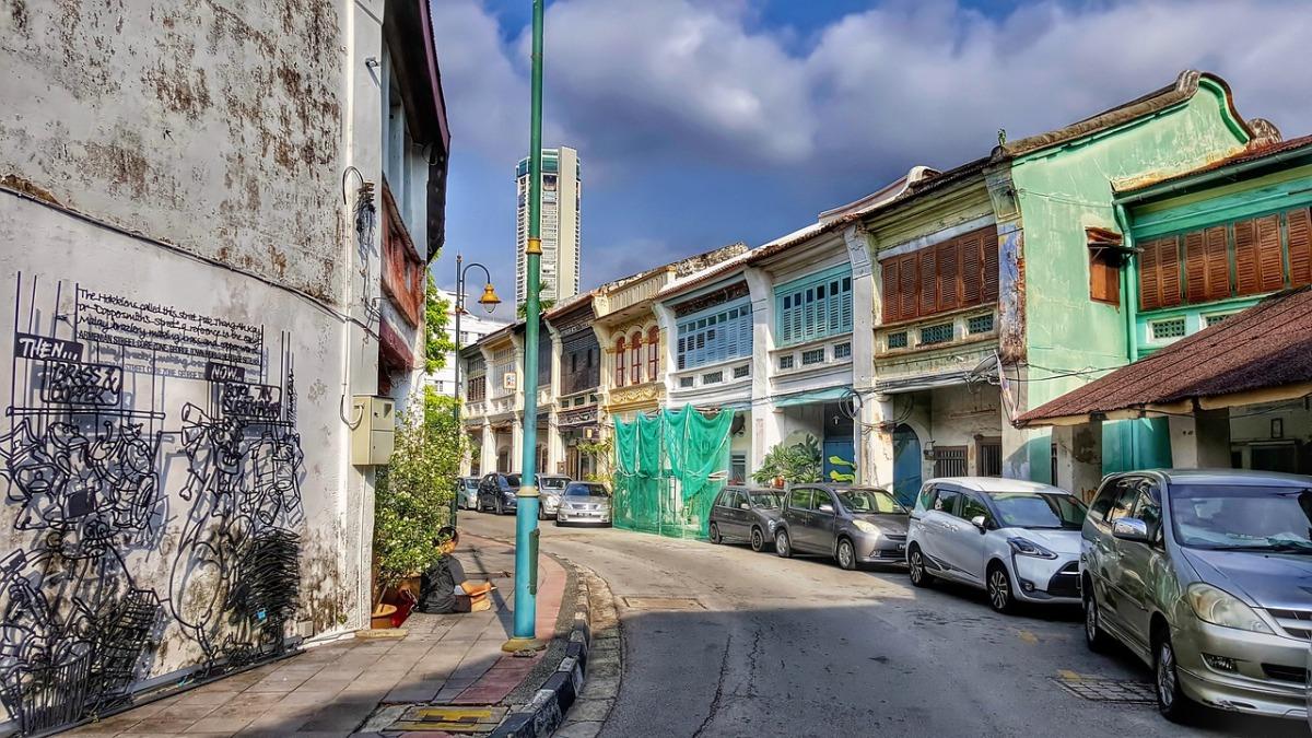 4 Pilihan airbnb di George Town Penang