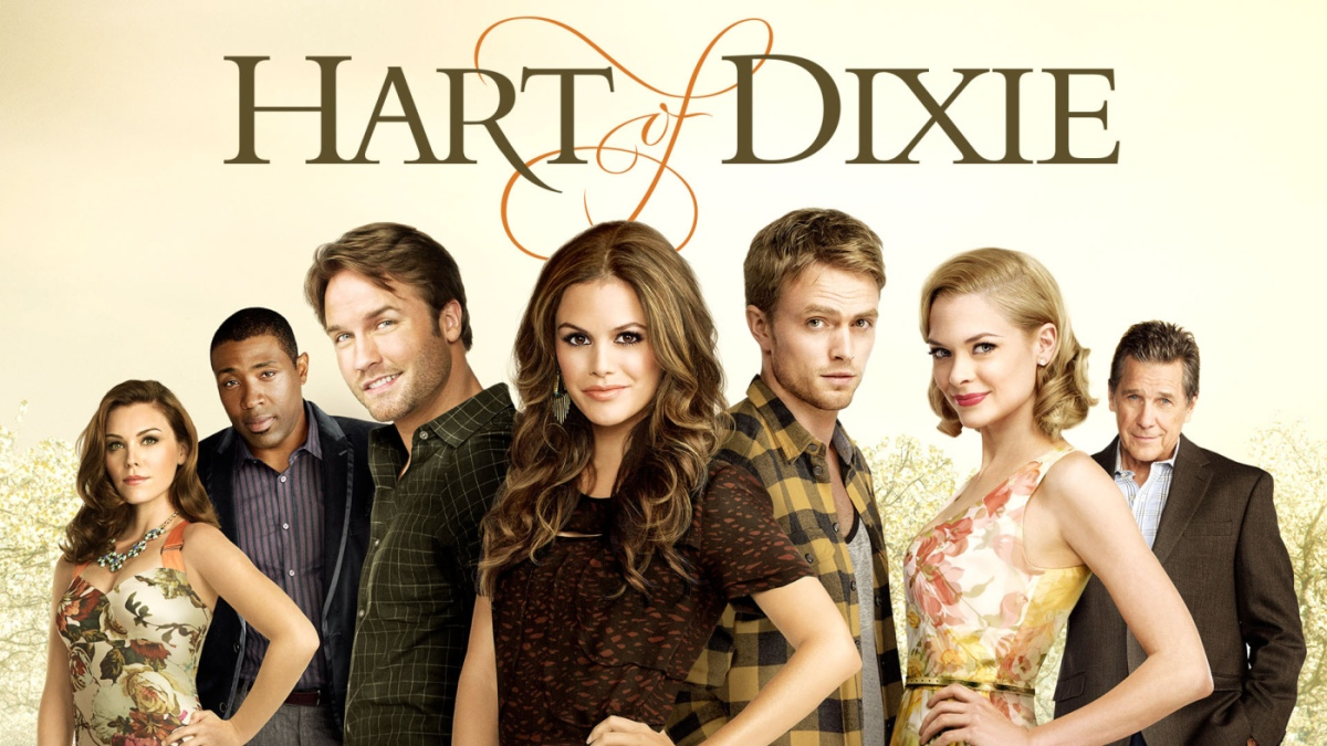 Rekomendasi Weekend - Hart of Dixie