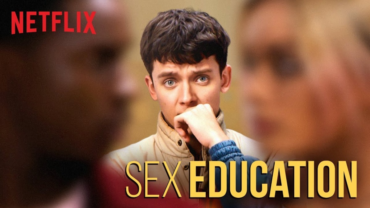 Rekomendasi Weekend - Sex Education (Netflix)